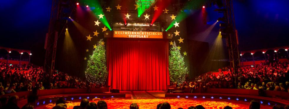 Weihnachtszirkus 2021